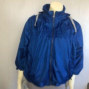 Eddie Bauer 3/4 Sleeve Softshell Jacket